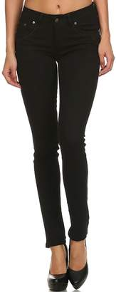 D-ROCK Rock Black Jeans $35 thestylecure.com