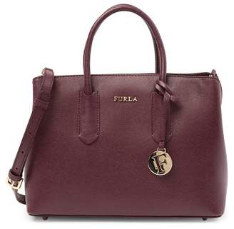 Furla Tessa Small Leather Satchel