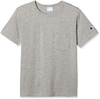 Champion (チャンピオン) - [チャンピオン] Tシャツ CS7996 オックスフォードグレー 日本 150 (日本サイズ150 相当)