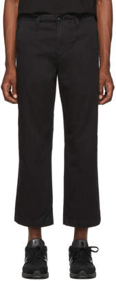 Carhartt Work In Progress Black Dallas Trousers