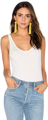 Free People Boy Babe Bodysuit