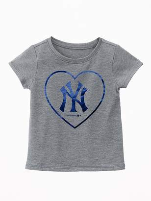 Old Navy MLB® Team Graphic Tee for Toddler Girls