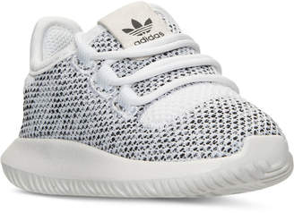 adidas Toddler Girls' Tubular Shadow Knit Casual Sneakers from Finish Line $49.99 thestylecure.com