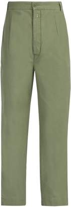 Officine Generale Harry cotton chino trousers