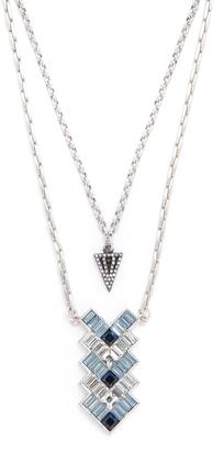 Lulu Frost Lola Pendant Necklace $295 thestylecure.com
