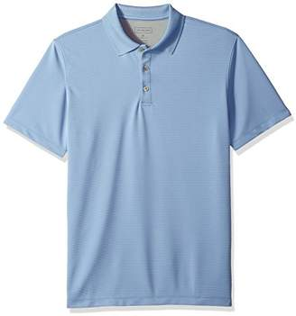 Van Heusen Men's Air Short Sleeve Polo