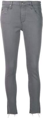 AG Jeans frayed skinny jeans