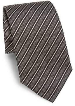 Giorgio Armani Striped Silk Tie