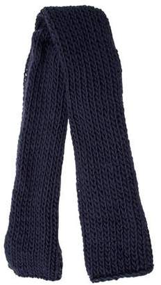 I Love Mr. Mittens Wool Knit Shawl