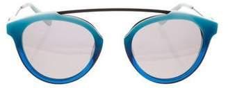 Westward Leaning Westward\\Leaning Reflective Oversize Sunglasses w/ Tags
