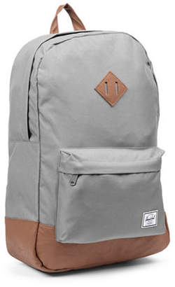 Herschel Heritage Leather Trim Backpack