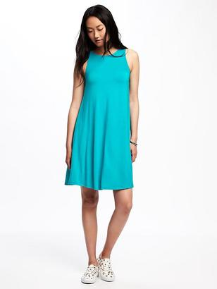 Jersey Swing Dress for Women $12 thestylecure.com