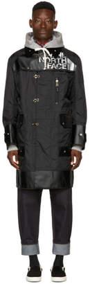 Junya Watanabe Black The North Face Edition Buckle Duffle Bag Coat