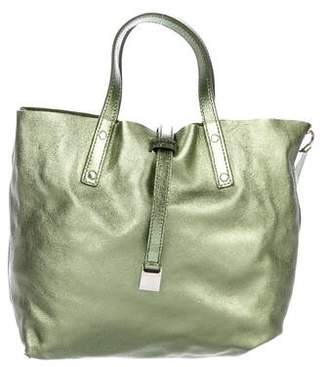 Tiffany & Co. Small Reversible Metallic Tote