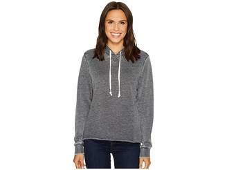 Alternative Burnout French Terry Day Off Hoodie Women's Sweatshirt