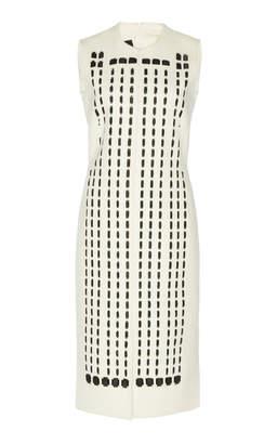 Akris Wool Sheath Dress