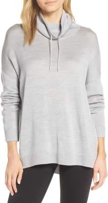 Icebreaker Cool-Lite(TM) Nova Drawstring Neck Sweater