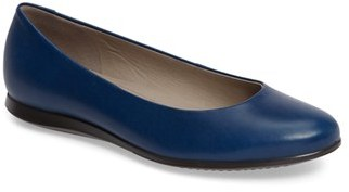 ECCO 'Touch 2.0' Ballerina Flat (Women) $129.95 thestylecure.com