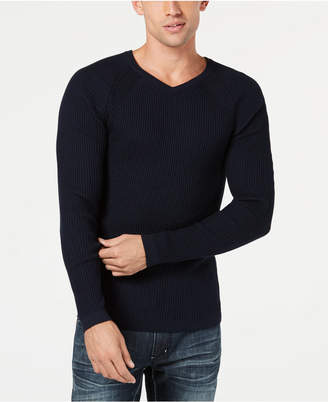 INC International Concepts I.N.C. Mens Anime Sweater, Created for Macy's