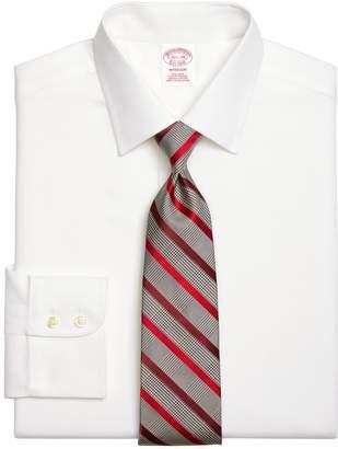 Brooks Brothers Madison Classic-Fit Dress Shirt, Non-Iron Royal Oxford