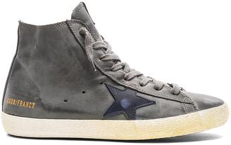 Golden Goose Francy Sneakers $600 thestylecure.com