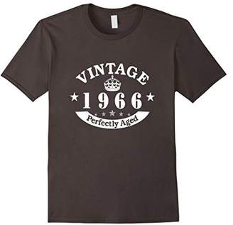50th Birthday Gift Vintage 1966 Perfect Aged T-Shirt