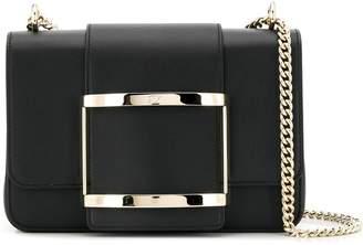 87efdd63f57a Roger Vivier Belle De Jour Small Leather Shoulder Bag