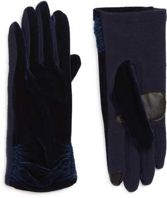 Echo Radhika Vevlet Touch(R) Gloves