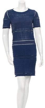 Isabel Marant Silk Georgette Pleated Dress w/ Tags