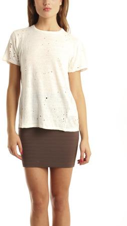 IRO Asia T-Shirt in Ecru