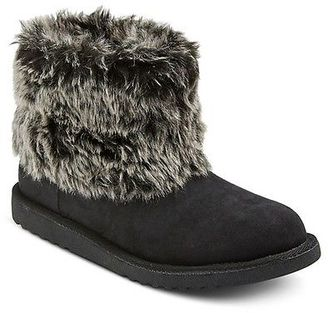 Women's Melby Shearling Style Boots - Mossimo Supply Co. $34.99 thestylecure.com
