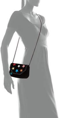 Stella McCartney Glitter-Stars Falabella Mini Box Bag