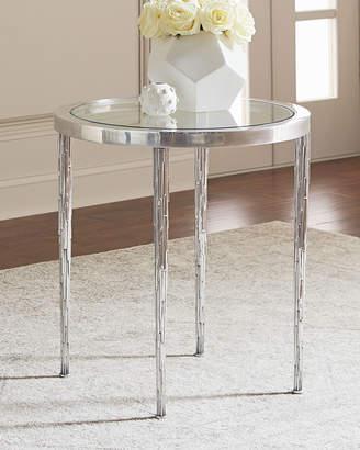 Bernhardt Elsa Icicle Motif Side Table