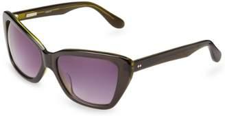 Derek Lam Amari Cat-Eye Sunglasses