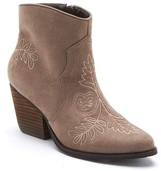 Matisse Axis Embroidered Bootie
