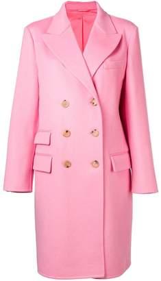 Ermanno Scervino structured coat