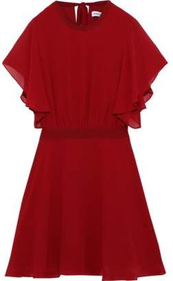 Rebecca Minkoff Tasha Ruffled Silk-chiffon Mini Dress