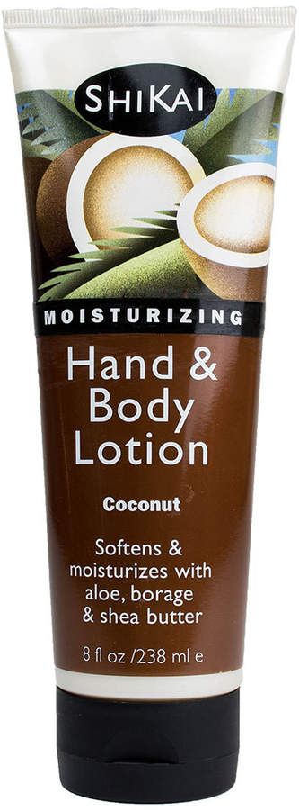Coconut Hand & Body Lotion by Shikai (8oz Lotion)
