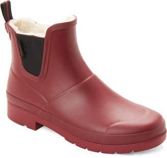 Tretorn Bordeaux Lina Lined Short Rain Boots