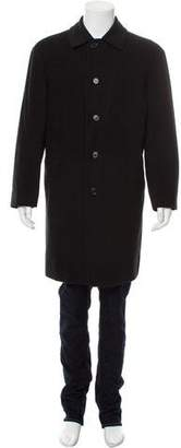 Brooks Brothers Cashmere Car Coat