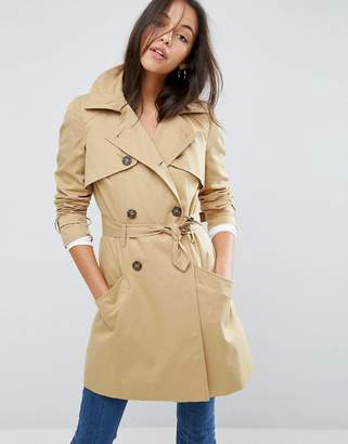 ASOS Classic Trench Coat $87 thestylecure.com