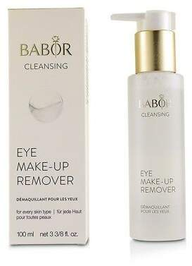 Babor NEW CLEANSING Eye Make-Up Remover 100ml Womens Skin Care