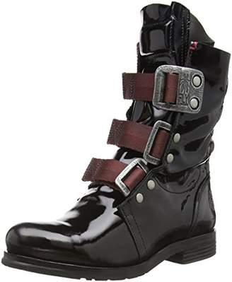 Fly London Women's STIF Combat Boots, (Black 026), 6 (39 EU)