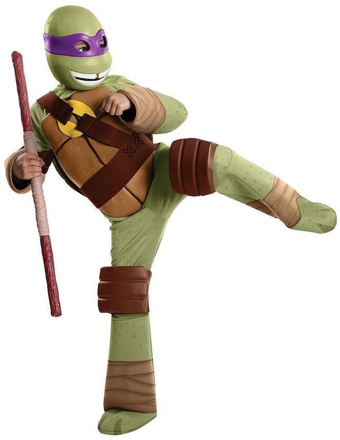 Teenage Mutant Ninja Turtles Donatello Costume - Kids