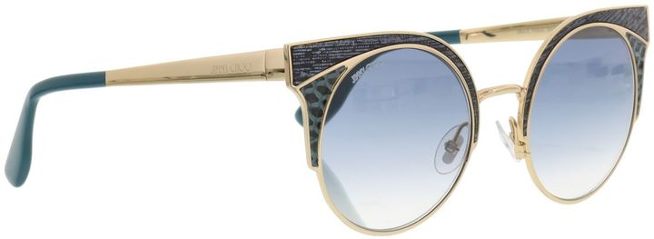 Jimmy Choo Jimmy Choo Ora Sunglasses