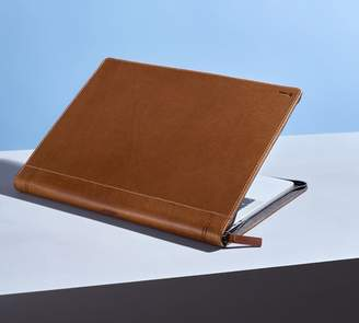 Pottery Barn Journal Luxury Leather Case for MacBook