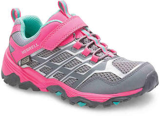 Merrell Moab FST Toddler & Youth Trail Shoe - Girl's