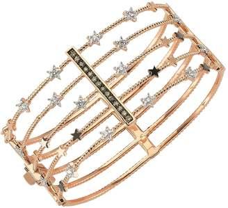 Bee Goddess Sirius Star Light Diamond Bracelet