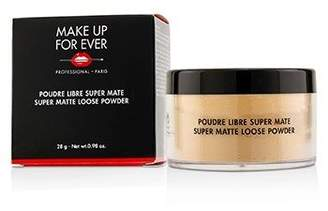 Make Up For Ever Super Matte Loose Powder - # 14 (Sand) 28g/0.98oz