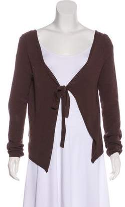 Marni V-Neck Long Sleeve Cardigan